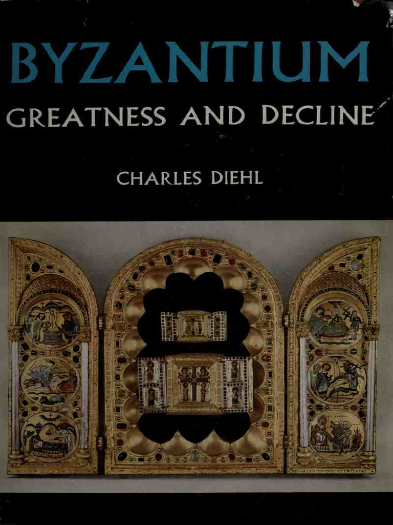Byzantium Greatness and Decline (Art eBook) | Mosaic