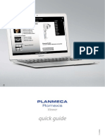 Planmeca User Guide