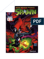 Gibi nº 1 do Spawn