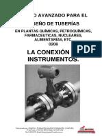 Curso de tuberías para plantas de proceso - 0208 Conexion de Instrumentos