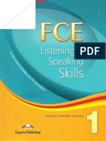 FCE Listening and Speaking Skills 1 SB