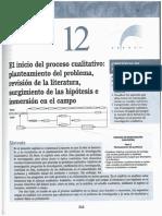 Capítulo 12 Libro Hernández, Fernández y Baptista.