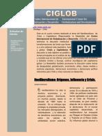 Newsletter Ciglob Mayo 2013 N°4 Vol 2(1)