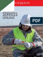 Technical Services Catalogue