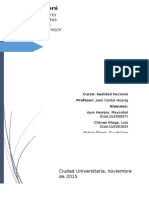 Trabajo Final (Informe Del INEI 2013)