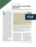Articulo Hipomineralizacion Inciso Molar