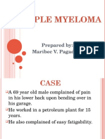 11826864 Multiple Myeloma With Pathophysiology