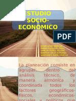 Estudio Socio Economico
