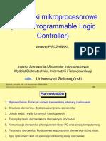 Sterowniki_PLC(Wyklad Uniwersytet Zielono-gorski)