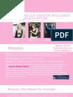 upper peninsula dancer wellness association