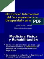 Repaso CIF Neurorehabilitacion Infantil 2014