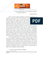 1338497684 ARQUIVO SeensinaHistoriacomoseaprendeHistoria-TeoriaeMetodologiadaHistorianaformacaodeprofessores