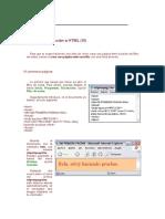 Como Crear Web Con Html