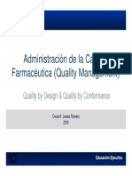 1. Quality Management