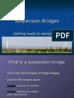 Suspension Bridges PPT
