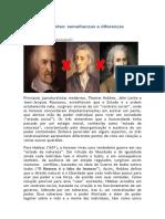 6 Os Contratualistas