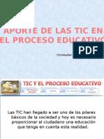 TIC en la educacion
