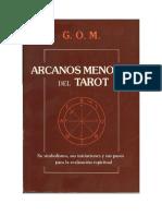 Otonovich de Mebes Gregorio Los Arcanos Menores Del Tarot