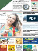 Jornal União - Edição de 12 a 19/Abril de 2016