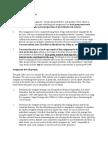 Marriott Case Assignment Sheet