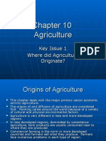 Chapter 10 Key Issue 1