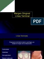 MARGEN GINGIVAL