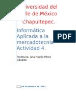 Actividad 4 Resumen AdminPAQ 2012