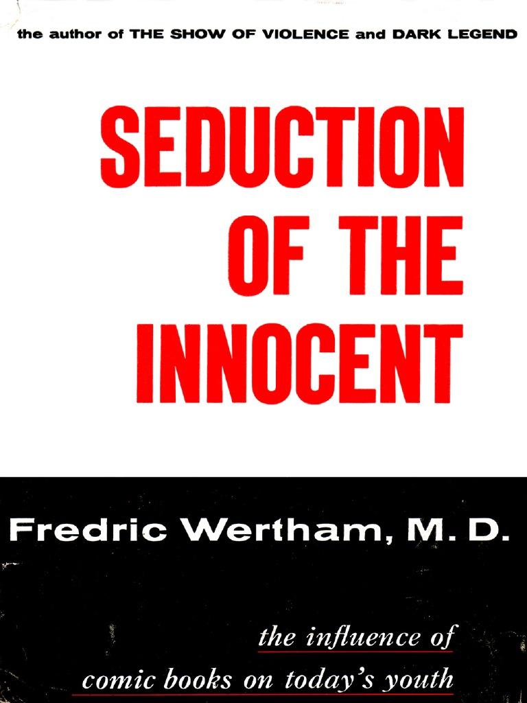 Resultado de imagen para seduction of the innocent