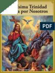 El Rosario y otras oraciones - Santísima Trinidad Ruega Por Nosotros - JPR504