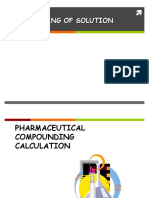 COMPOUNDING OF SOLUTION.ppt