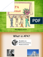 Research APA