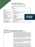 SYLLABUS 299004 Procesamiento Digital de Senales V5