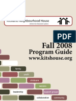 Kitshouse Fall08 Guide