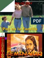 1 Paz en la Familia