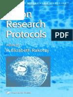 047-Vision Research Protocols