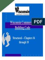 Wisconsin Commercial Building Code