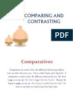 Comparative and Superlative Adjectives Presentation
