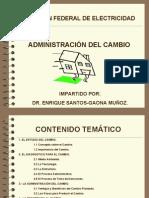 Admon Del Cambio