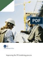 Improving the PFI Tendering Process