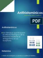 Antihistamnicos y Cardiovasculares