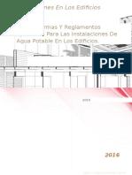 Leyes, Normas Y Reglamentos Aplicables Para Las Instalaciones de Agua Potable en Los Edificios.ss