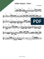 Deninho Chegou - KXimbinho - Flute