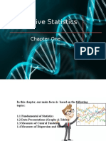 Statistic Presentation