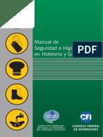 Manual de Seguridad e Higiene en Hoteleria y Gastronomia