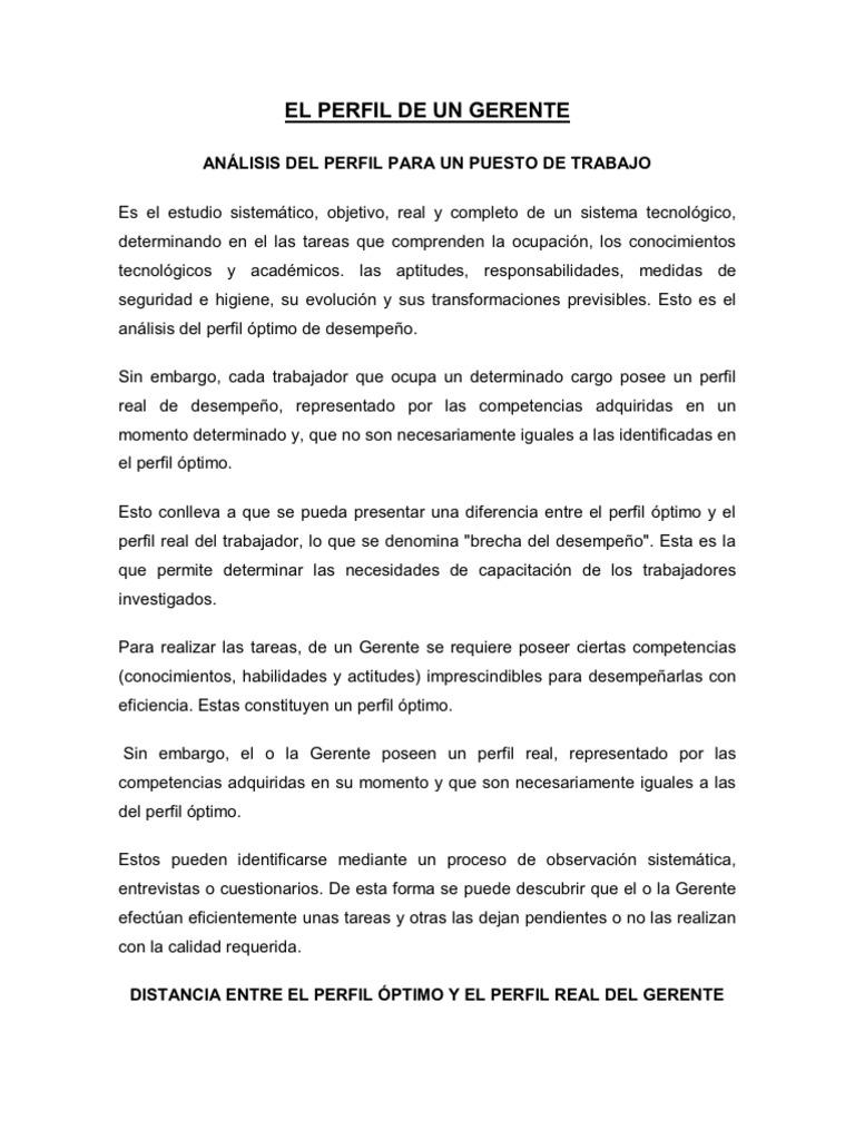 Excepcional Resumen De Las Operaciones Del Gerente Motivo - Ejemplo ...