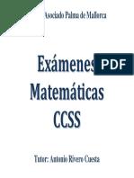 Exámenes CCSS - Pps