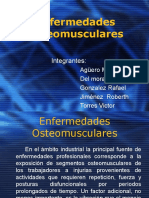 Enfermedades Osteomusculares