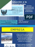 Sesión N° 06 Introducción a la Administración.pptx