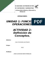 Unidad 1 Actividad 2