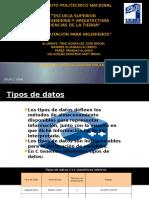 Tipos de Datos, Variables y Constantes.